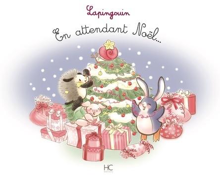 En attendant Noël...Lapingouin | Masami Mizusawa