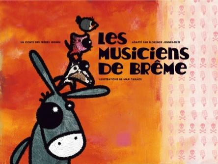 Les musiciens de Brême | Mari Takacs