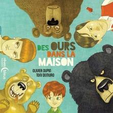 Des ours dans la maison | Toni Demuro