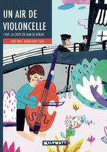 Un air de violoncelle | Adèle Tariel
