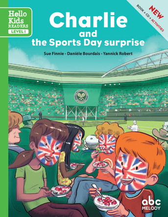 Charlie and the Sports Day surprise | sue finnie