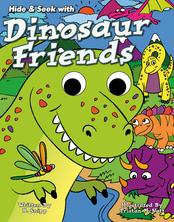 Hide and Seek with Dinosaur Friends | B. Snipp