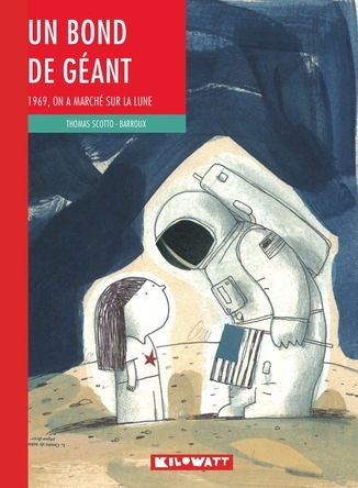 Un bond de Géant 1969 on a marché sur la lune | Thomas Scotto