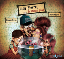 Jean-Pierre le poisson pané | Stéphanie Nervesa