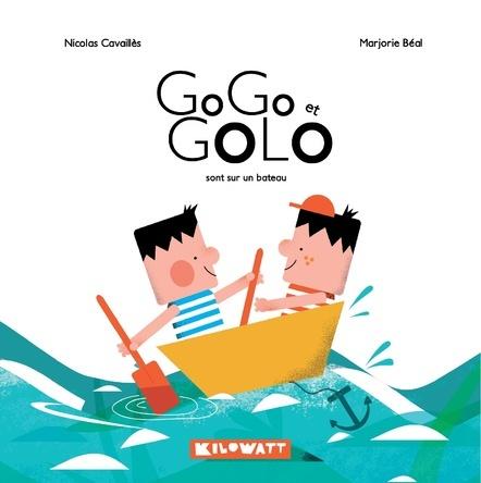 Gogo et Golo | Nicolas Cavaillès