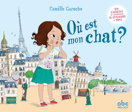 Où est mon chat ? | Camille Garoche