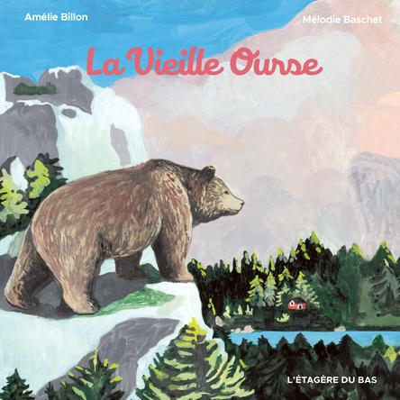 La vieille ourse | Amélie Billon-Le Guennec