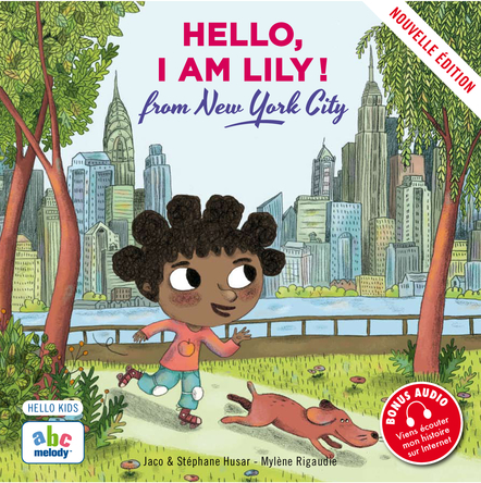 Hello, I am Lily ! from New York City | Mylène Rigaudie