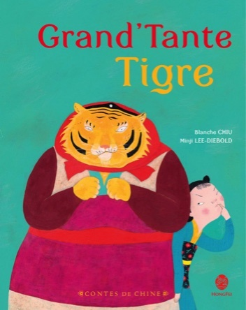 Grand'Tante Tigre | Minji Lee-Diebold