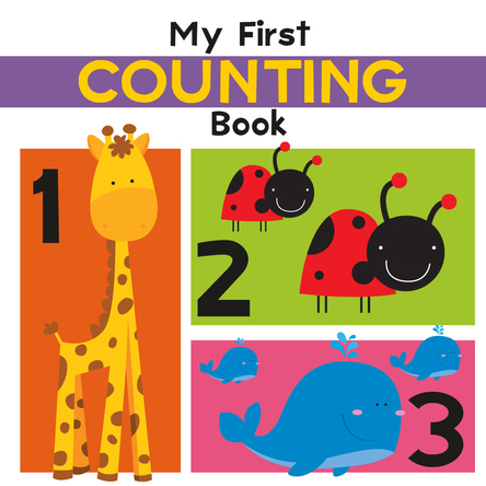 My First Counting Book |