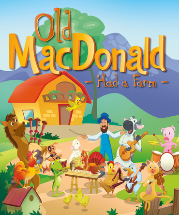 Old MacDonald Had a Farm | Flowerpot Children's Press