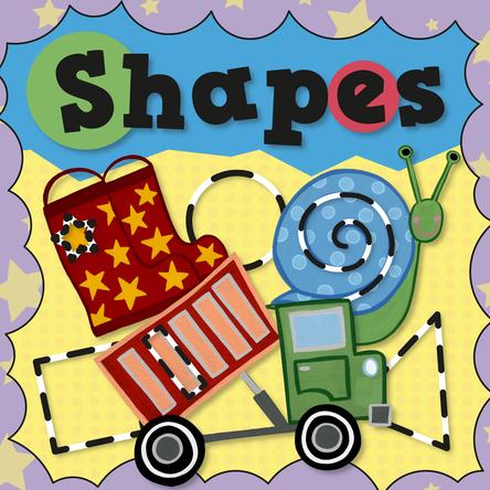 Shapes | Lisa M Gardiner