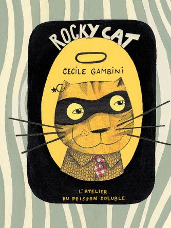 Rocky Cat | Cécile Gambini