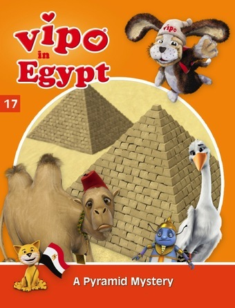 Vipo in Egypt - A Pyramid Mystery | Ido Angel