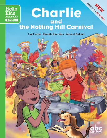 Charlie and the Notting Hill Carnival | sue finnie
