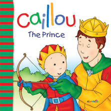 Caillou, The Prince |