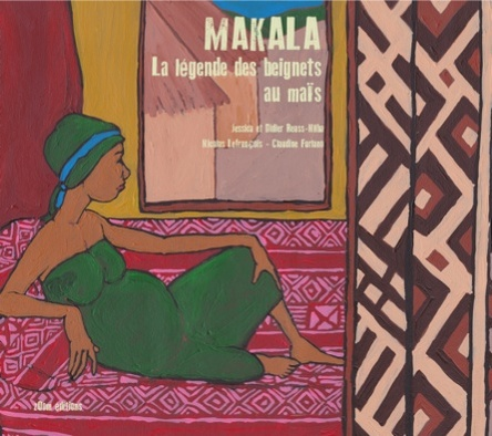 Makala la légende des beignets au maïs | Didier Reuss-Nliba