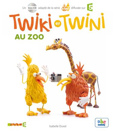 Twiki et Twini Au Zoo |