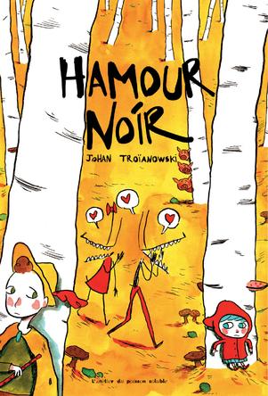 Hamour noir | Johan Troïanowski