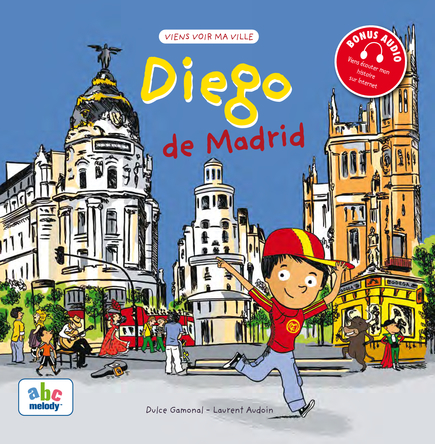 Diego de Madrid | Laurent Audouin