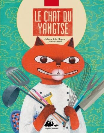 Le chat du Yangtsé | Claire de Gastold