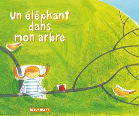 Un éléphant dans mon arbre | Barroux