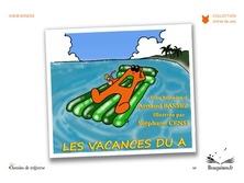 Les vacances du A  | Arnaud Bassez