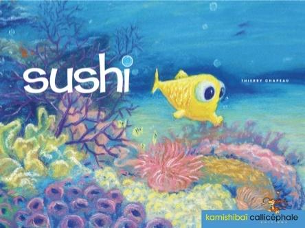 Sushi | Thierry Chapeau