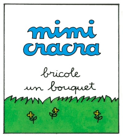 Mimi Cracra bricole un bouquet |
