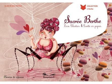 Sacrée Berthe | Cocotte en papier
