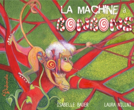 La machine à bonbonsLa machine à bonbons         |