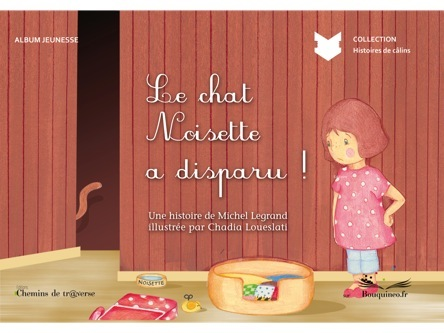 Le chat noisette a disparu | Michel Legrand