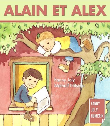 Alain et Alex | Fanny Joly