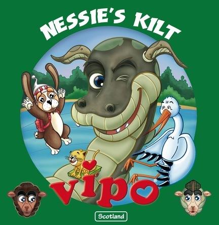 Nessie's Kilt | Ido Angel