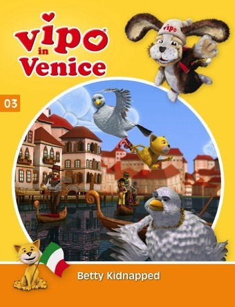 Vipo in Venice- Betty kidnapped |