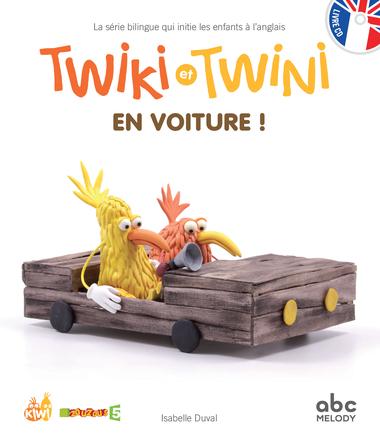Twiki et Twini En Voiture ! | Isabelle Duval