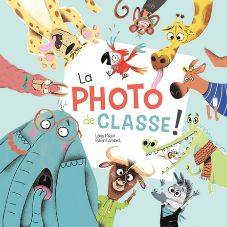 La photo de classe | Lenia Major