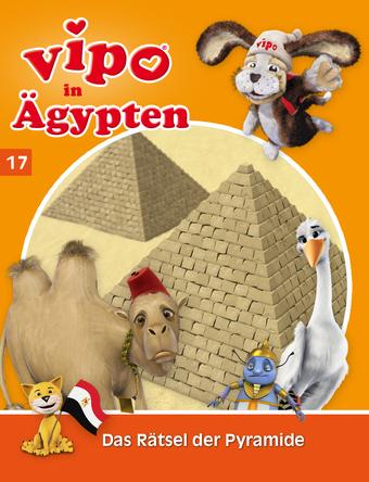 Vipo in Ägypten- Das Rätsel der pyramide | Ido Angel