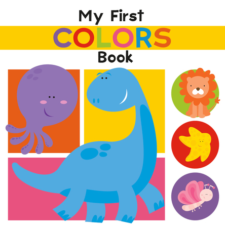 My First Colors Book |