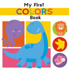 My First Colors Book | Flowerpot Children's Press
