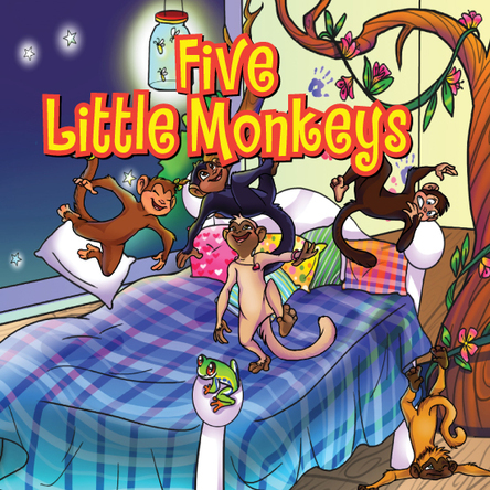 Five Little Monkeys | Flowerpot Children's Press