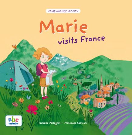 Marie visits France | Isabelle Pellegrini