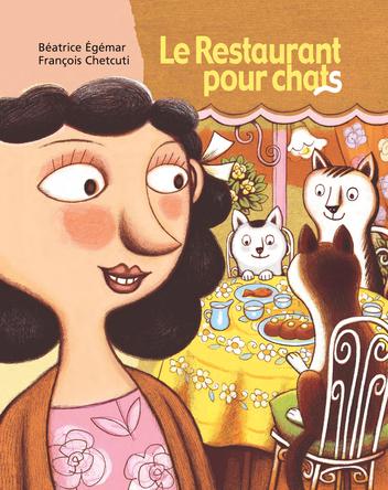 Le Restaurant pour chats | François Chetcuti