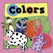 Colors | Lisa M Gardiner