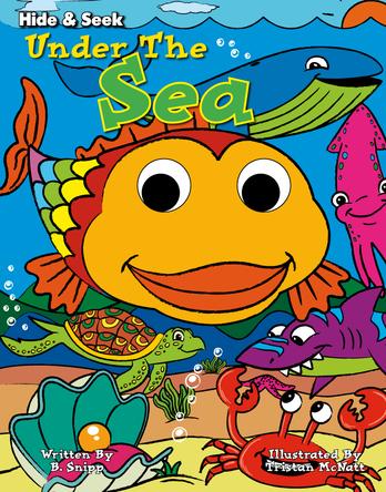 Hide & Seek Under The Sea | B. Snipp