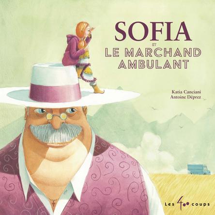 Sofia et le marchand ambulant | Katia Canciani
