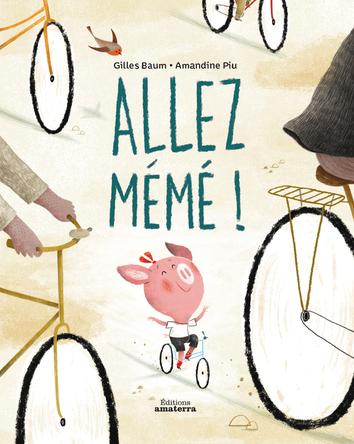 Allez mémé ! | Gilles Baum