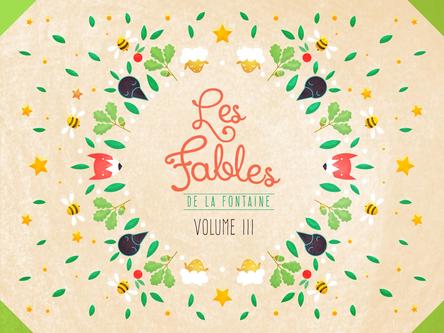 Les fables de La Fontaine - Volume 3 | Jean de La Fontaine
