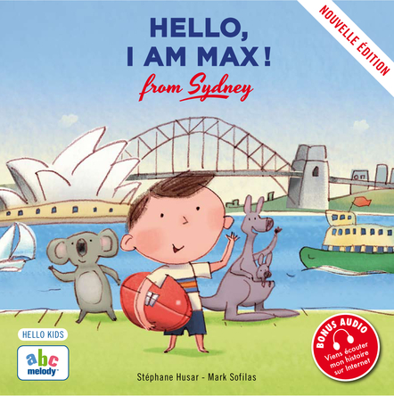 Hello, I am Max ! from Sydney | Stéphane Husar