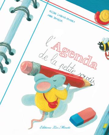 l'Agenda de la petite souris | Anne Mahler